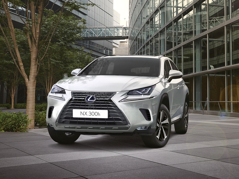 Photo of Megújult a Lexus NX