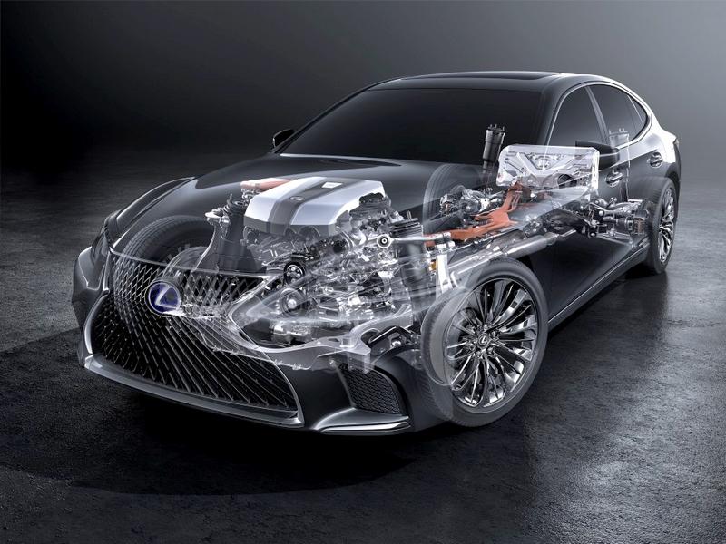 Photo of Többfázisú hibrid rendszer a Lexustól