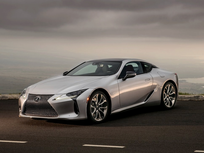 Photo of Lexus LC 500 – szintlépő sportkupé