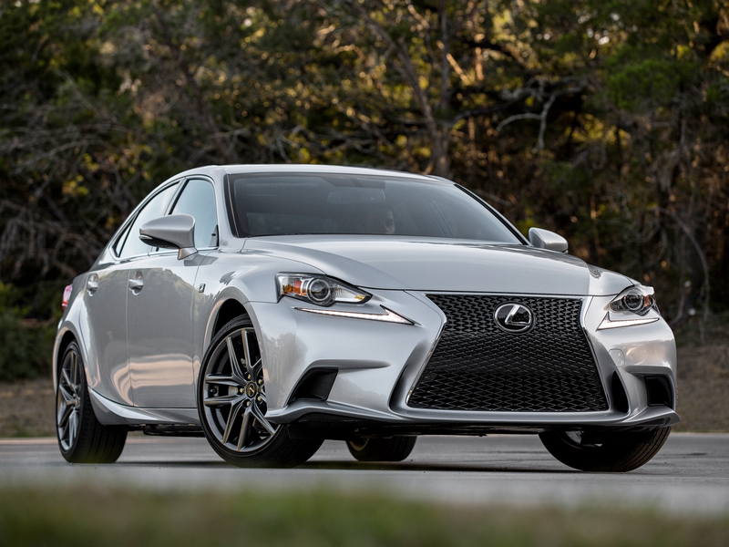 Photo of Lexus IS 350 F SPORT