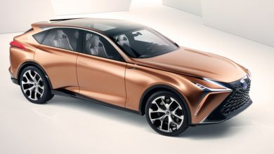 Photo of Lexus LF-1 Limitless – a jövő crossovere