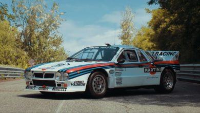 Photo of Lancia Rally 037 – felejthetetlen bajnok