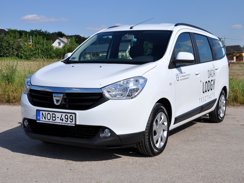 Photo of Dacia Lodgy – hős hetes