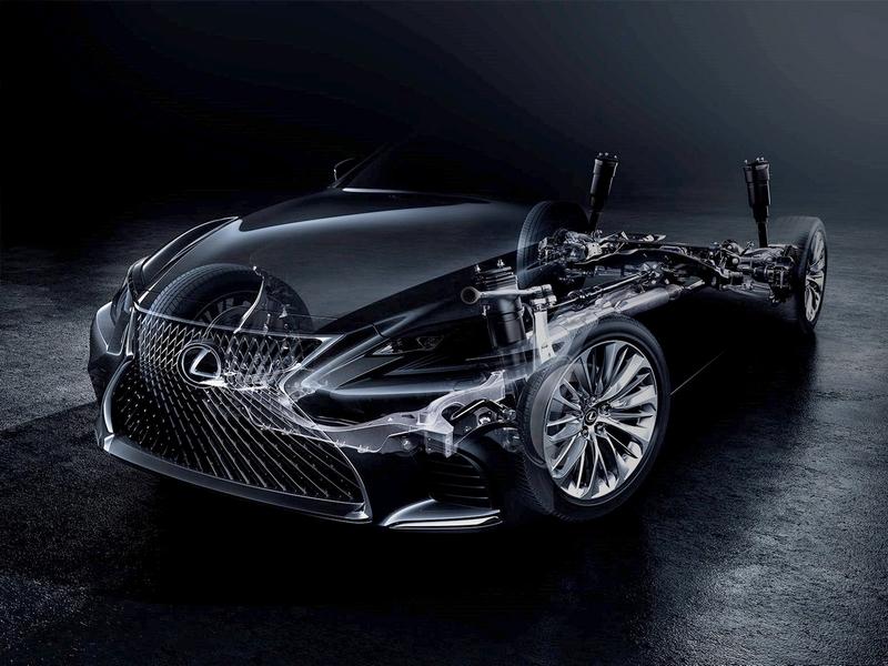 Photo of Detroitban debütál az új Lexus LS