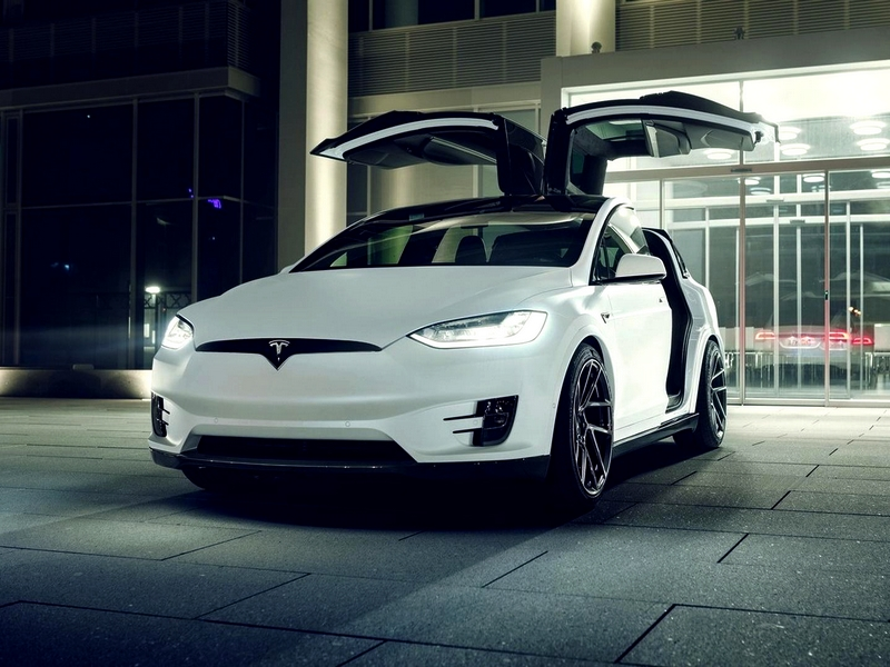 Photo of Novitec Tesla Model X