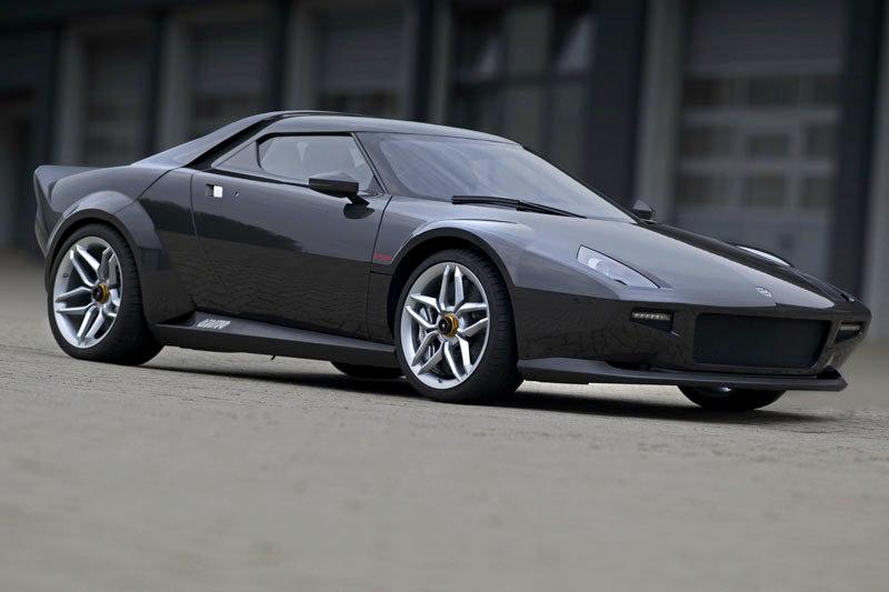 Photo of Új Lancia Stratos – egyedi darab