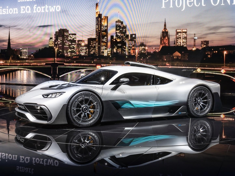 Photo of Mercedes-AMG Project ONE