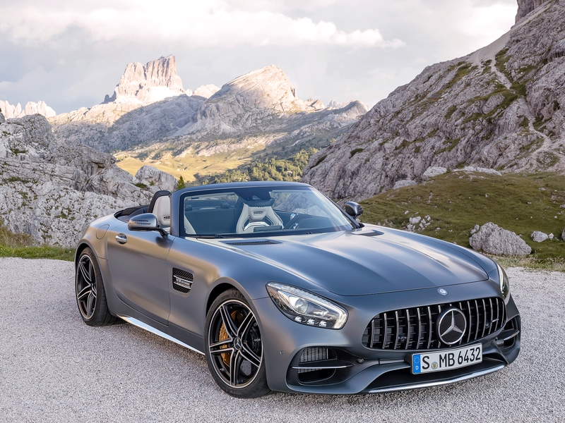 Photo of Mercedes-Benz AMG GT C Roadster