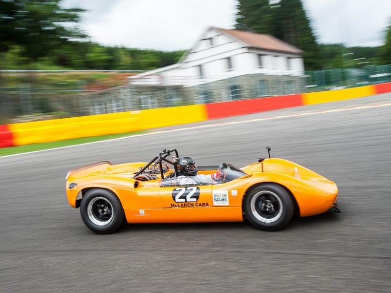 Photo of McLaren M1B Can-Am (1966)