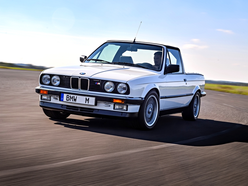 Photo of BMW E30 M3 Pickup