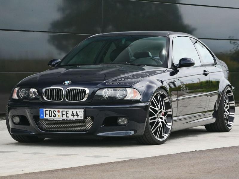 Photo of BMW M3 (MK E46) a SportVerdában!