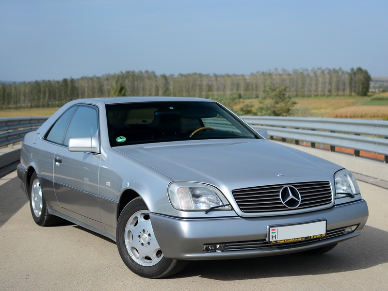 Photo of Keréknyom – Mercedes-Benz S600 Coupe
