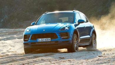 Photo of Felfrissült a Porsche Macan