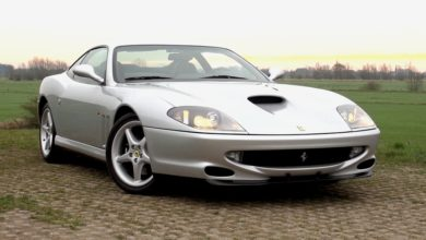 Photo of Ferrari 550 Maranello (1998)