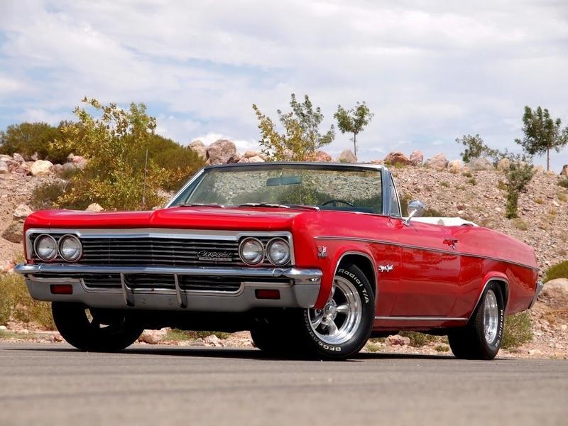 Photo of Chevrolet Impala (1966)