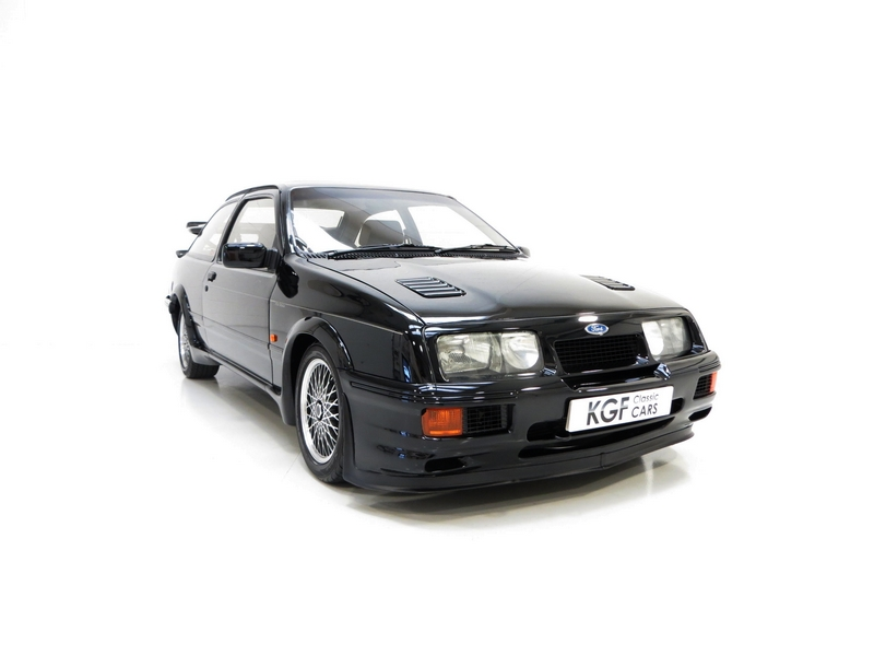 Photo of Ford Sierra RS500 Cosworth