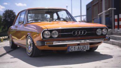 Photo of Audi 100L C1 (1975)