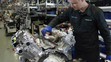 Photo of Így készülnek a Mercedes-AMG V8 motorok