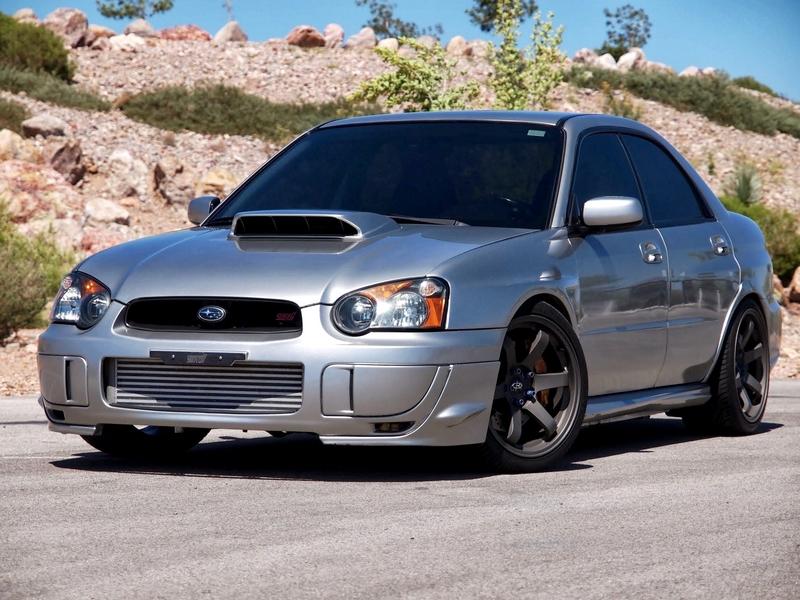 Photo of Subaru Impreza WRX STi