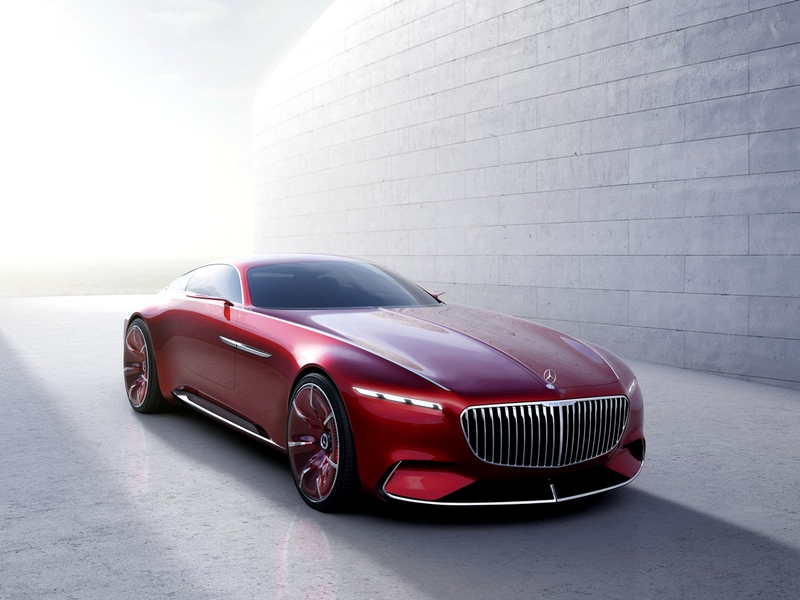 Photo of Íme a Maybach luxustanulmánya