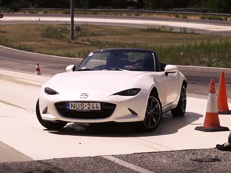Photo of Autósmozi: Mazda MX-5 teszt
