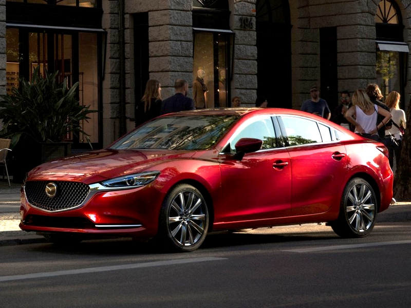 Photo of Bemutatkozott a friss Mazda 6