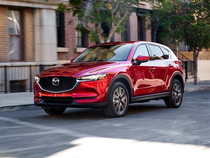 Photo of Leleplezték az új Mazda CX-5-öt