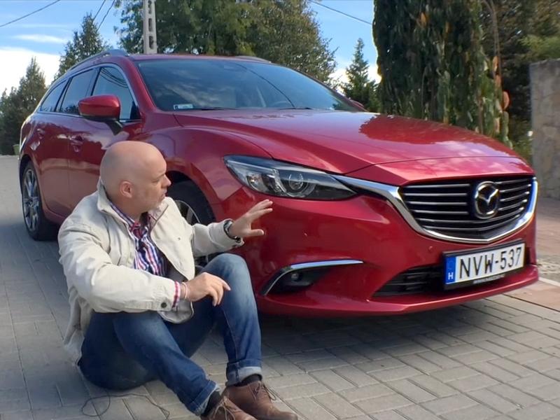 Photo of Autósmozi: Mazda 6
