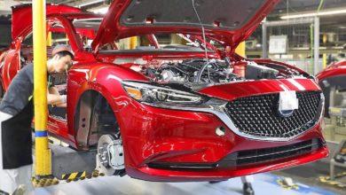 Photo of Így készül a Mazda 6