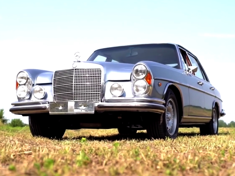 Photo of Mercedes-Benz W109 300 SEL