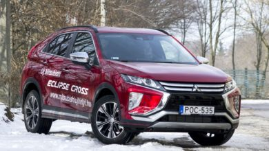 Photo of Mitsubishi Eclipse Cross teszt – tettre kész