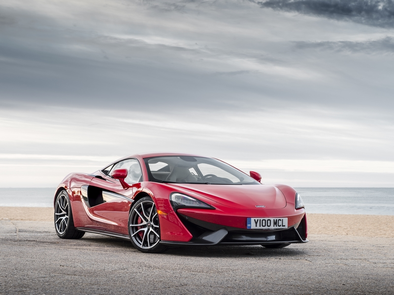 Photo of McLaren 570S Coupe