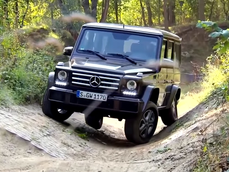Photo of Mercedes-Benz G 500