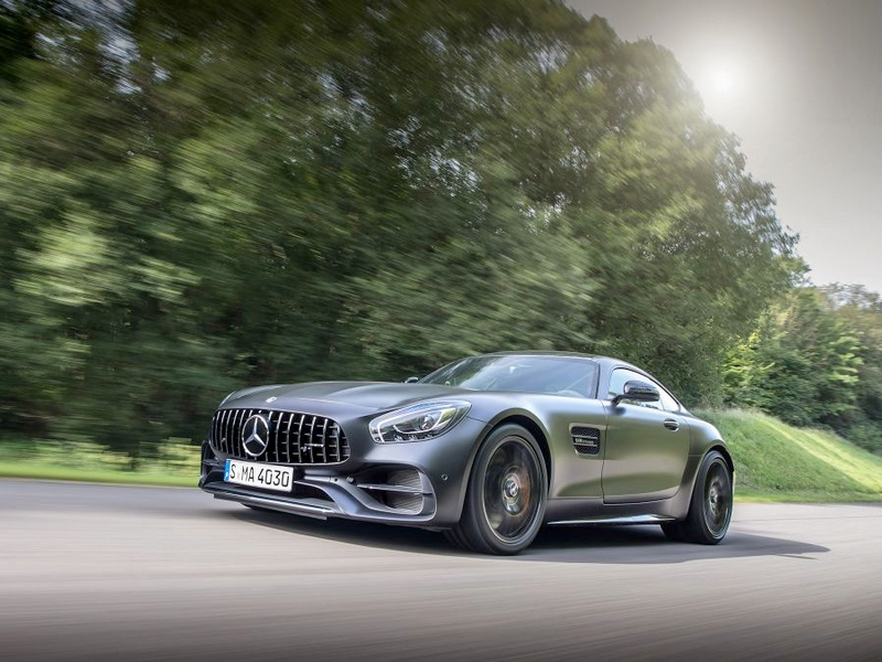 Photo of Mercedes-AMG GT C Coupe