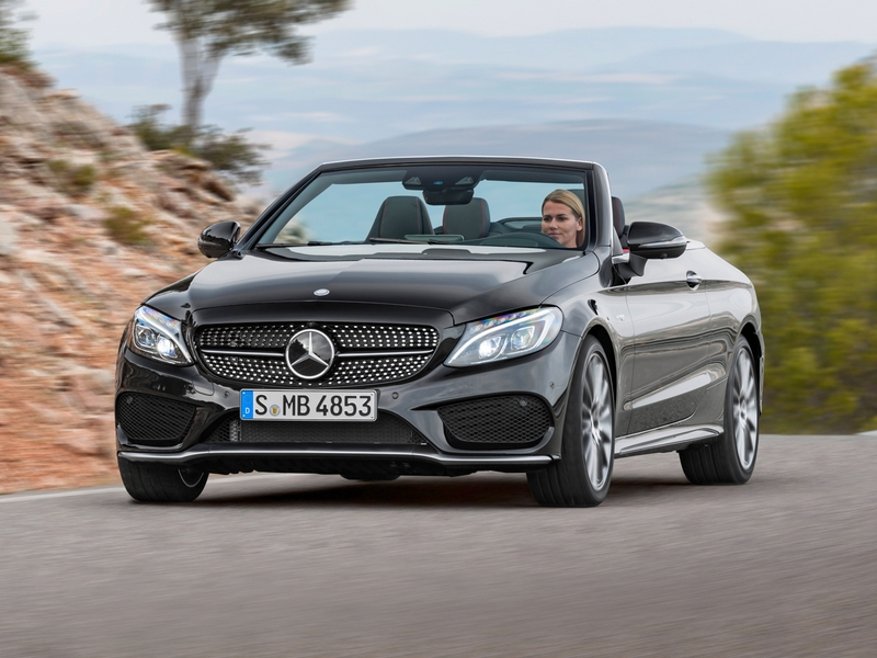 Photo of Mercedes AMG C43 4MATIC Cabriolet