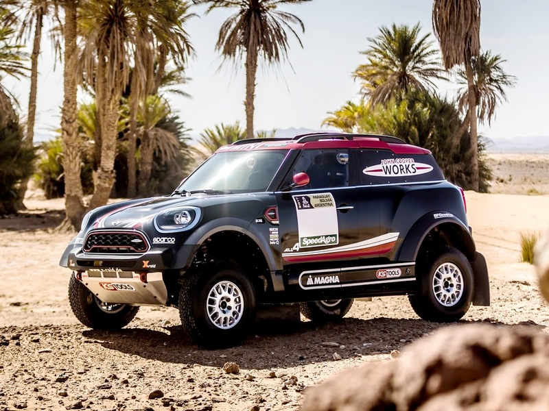 Photo of Mini John Cooper Works Rally