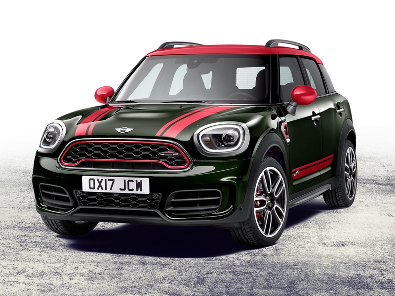 Photo of MINI John Cooper Works Countryman