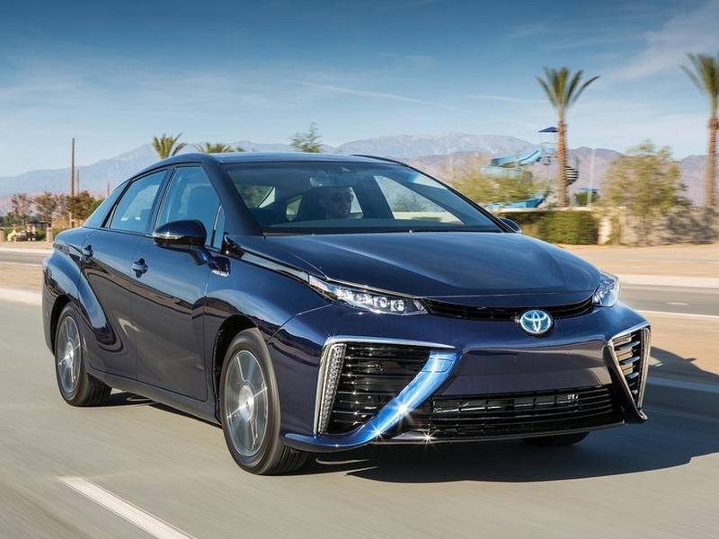 Photo of Toyota Mirai – hidrogénüzemű anyahajó
