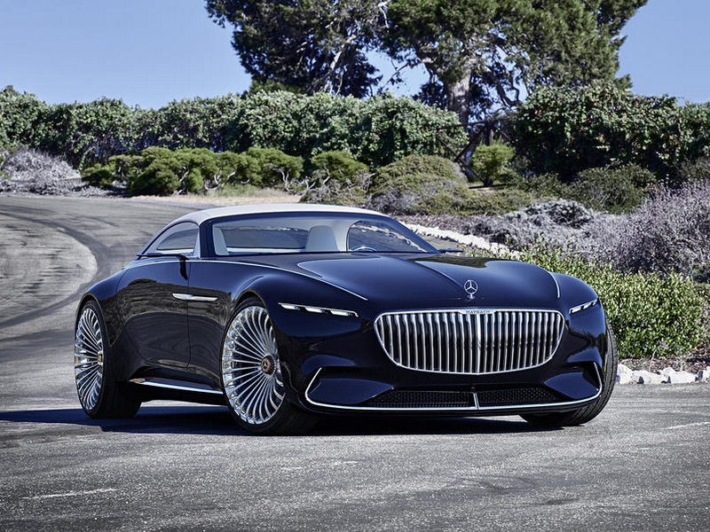 Photo of Vision Mercedes-Maybach 6 Cabriolet