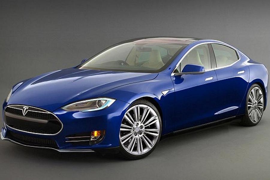 Photo of Tesla Model III – vetélytársnak szánva