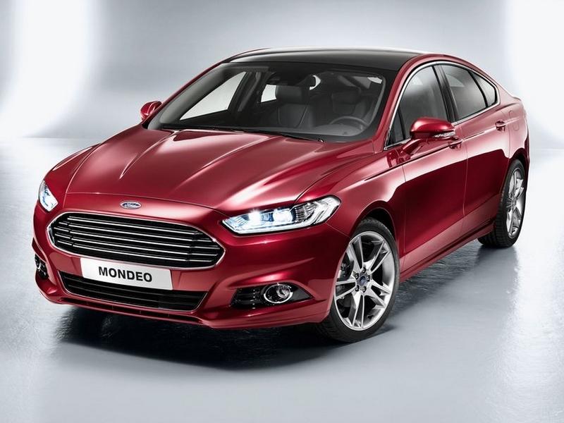 Photo of Itt az új Ford Mondeo