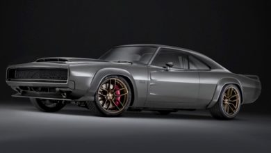 "Photo of Dodge Super Charger Concept – 1000 lovas ""Hellephant"""