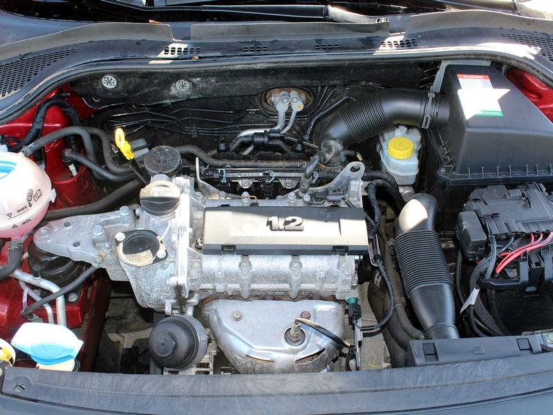 SEAT Toledo motor