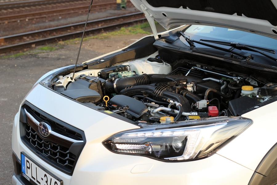 Subaru XV motor