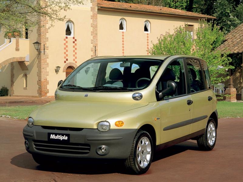 Photo of Fiat Multipla – ronda, de finom