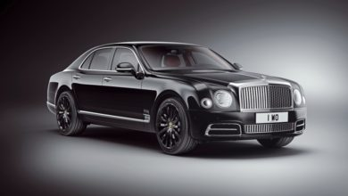 Photo of Bentley Mulsanne W.O. Edition – laposüveges luxus