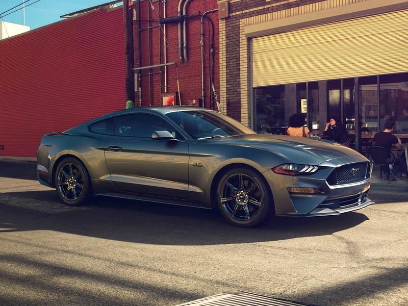Photo of Máris itt a frissített Mustang