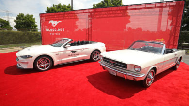 Photo of A Ford a 10 milliomodik Mustang születését ünnepli