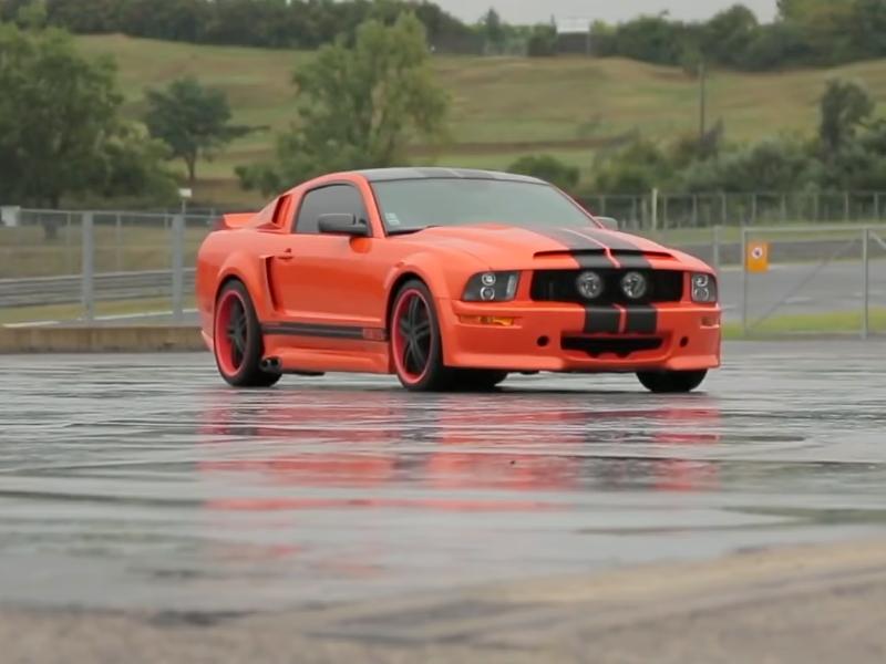 Photo of Mustang GT teszt a SportVerdában