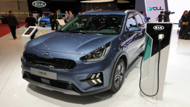 Photo of Genfben debütált a facelift Kia Niro Hybrid és Plug-in Hybrid